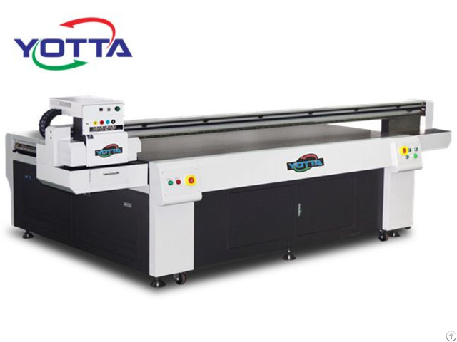 Yd2513 Ra Mental Sheet Uv Flatbed Inkjet Printer High Precision