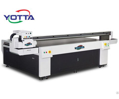Yd2513 Ra Mental Sheet Uv Flatbed Inkjet Printer High Precision