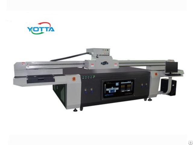 Yd2513 R5 Uv Flatbed Inkjet Printer Mental Sheet Printing Machine