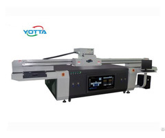 Yd2513 R5 Uv Flatbed Inkjet Printer Mental Sheet Printing Machine