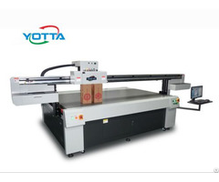 Yd2513 35ra Uv Heightening Flatbed Printer For Wood Wine And Gift Box