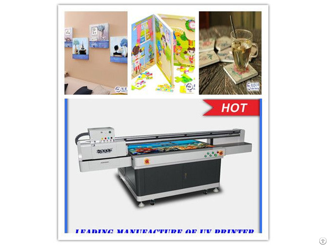 Yd1510 Ra Uv Flatbed Printer For Wood Sheet