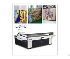 Yd2513 Ra Uv Flatbed Printer For 3d Effect Printing