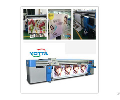 Yd3200 Rc Hybrid Uv Printer Pvc Pet Film Advertising Paper