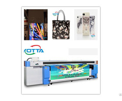 Yd2600 Rc Hybrid Uv Printer Large Format Advertising Printing Machine
