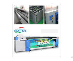 Yd2600 Rc Hybrid Uv Printer Advertising Billboard Printing Machine