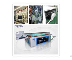 Yd2512 Rd Uv Flatbed Printer For Banner Advertisement Printing Machine