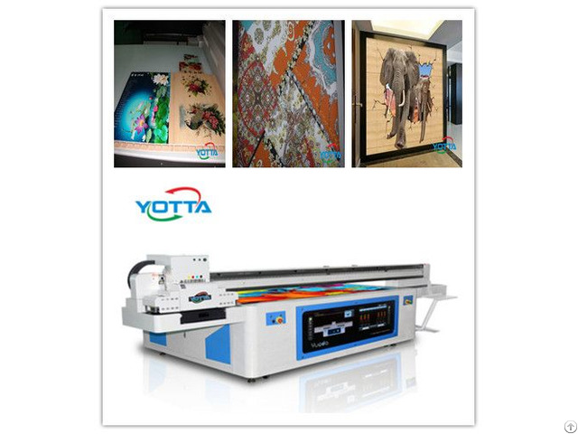 Yd3216 Rd Uv Flated Printer High Efficiency Advertisement Printing Machine