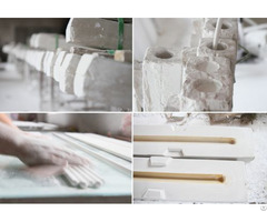 Manufacturer Alumina Ceramic Tube Slip Casting