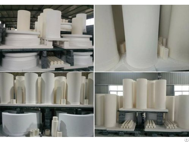 Alumina Ceramic Tube Isostatic Processing