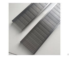 Stainless Steel Slim Line V Profile Grating