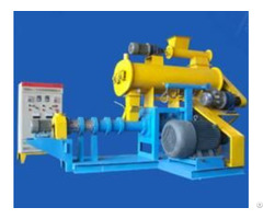 Floating Fish Feed Extruder Machine 300 350kg H Fy Dsp70