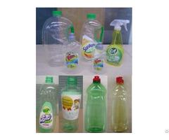 Pet Plastic Bottle Packaging For Cosmetics Pharmaceuticals Water Liquid