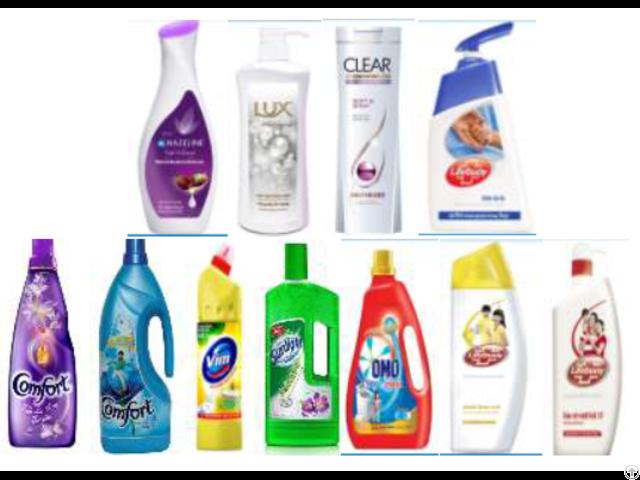 Pet Plastic Bottle Packaging For Cosmetics Pharmaceuticals Liquid