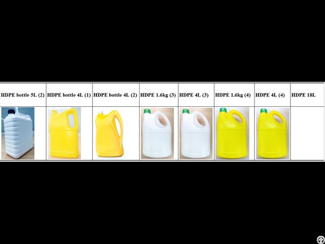 Pet Plastic Bottle Packaging For Cosmetics Liquid