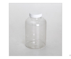 Pet Plastic Bottle Packaging For Cosmetics Pharmaceuticals Water Liquid Made In Vietnam