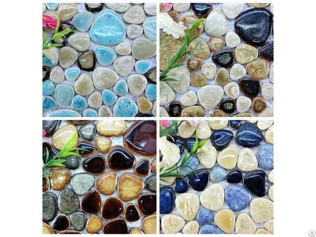 Color Stone Mosaic