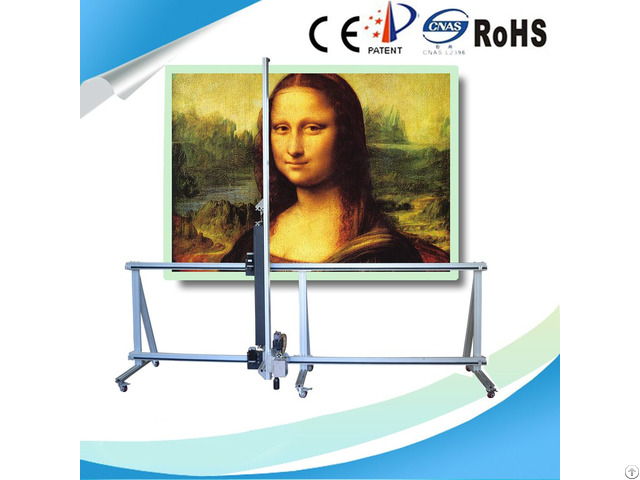 3d Diy House Inside Decoration Direct Wall Painting Machine