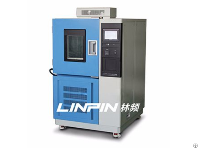 Programmable Temperature And Humidity Test Chamber