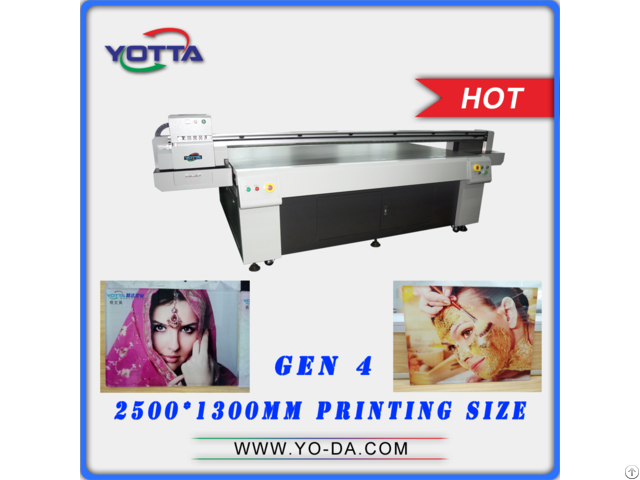 High Resolution Metal Sheet Uv Injket Machine Price