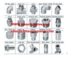 Stainless Steel 304/316 Din/jis/ansi Threads Pipe Fittings Tee/union/elbow/socket/nipple/cap