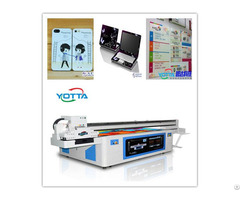 Hot Acrylic Sheet Printing Machine Gen5 Print Head Uv Digital Flatbed Printer