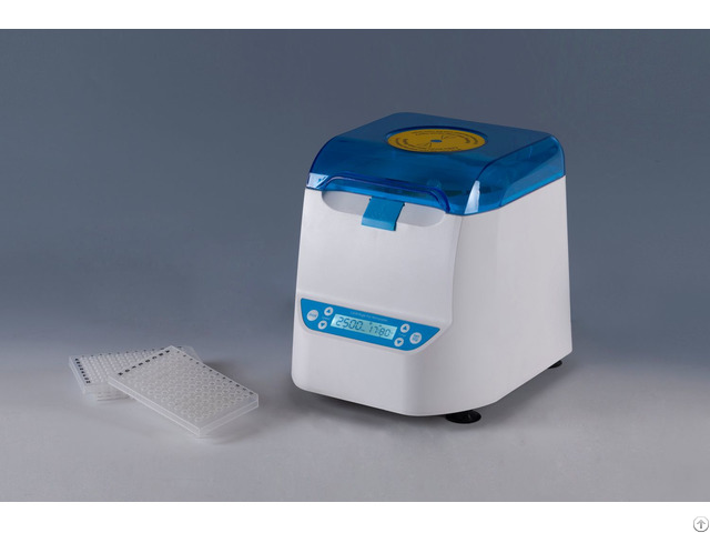 Centrifuge For Microplates