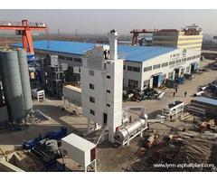 Elb1500 Asphalt Mixing Plant