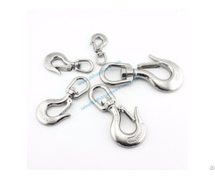 Stainless Steel Lifting Crane Hook