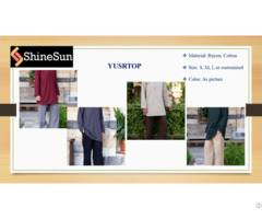 Muslim Clothing Yusrtop