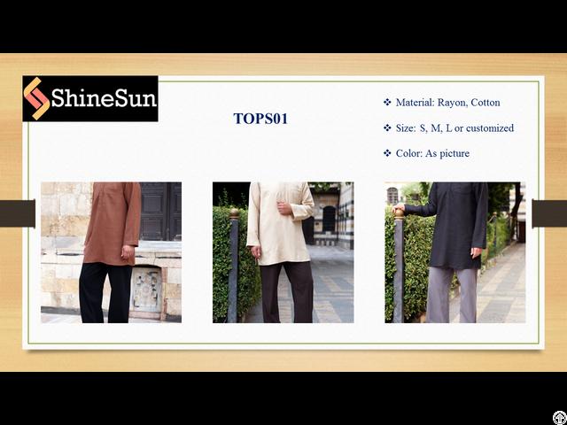 Muslim Clothing Tops01