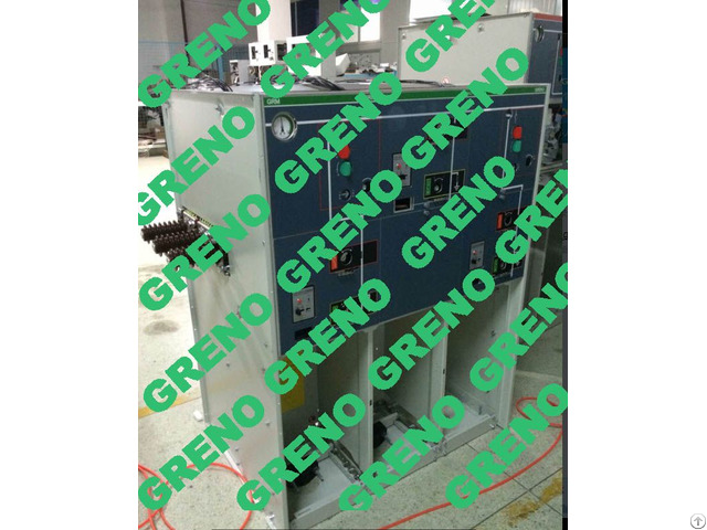 12kv 24kv Sf6 Gas Insulated Compact Switchgear Ring Main Unit
