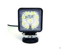 Nokpro 27w Square Led Work Light For Offroad Truck Suv N342 27s