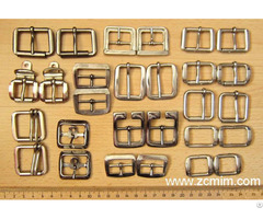 Simple Metal Buckles Stainless Steel 304 316 Materials Oem