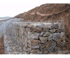 Gabions River Training Works