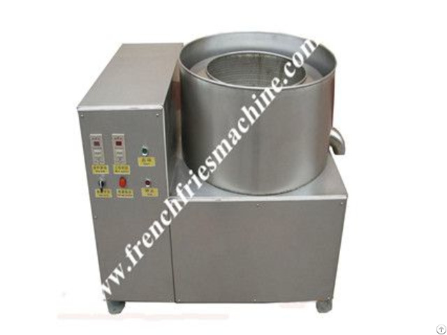 French Fries De Oiling Machine