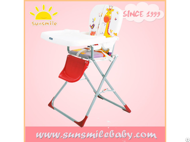 Baby High Chair For Restaurant Oem Factory Supply Foldinng And Adjustable Dinningchair Wholesale