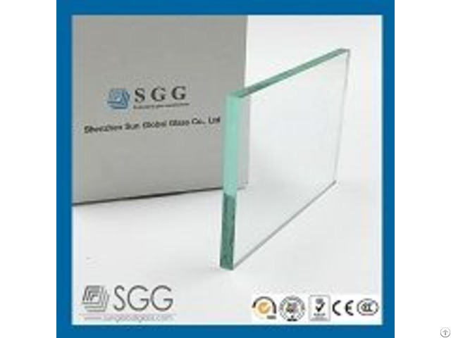 Easy To Processed Clear Float Glass
