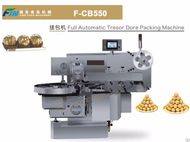 Full Automatic Tresor Dore Packing Machine