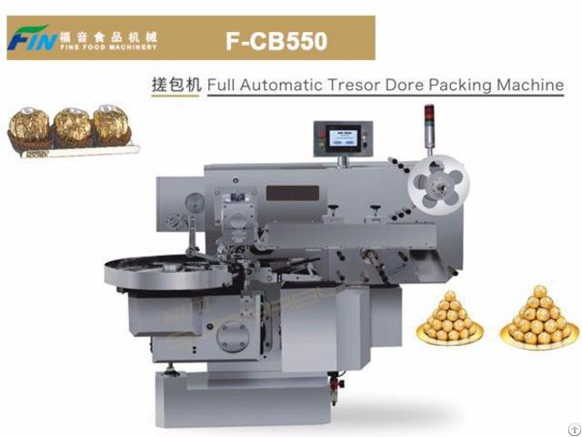 Full Automatic Tresor Dore Packing Machine