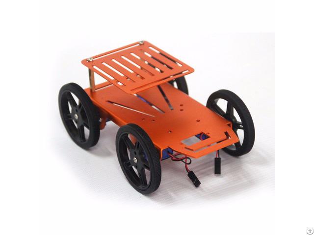 Feetech 4wd Diy Remote Control Educational Robot Platform