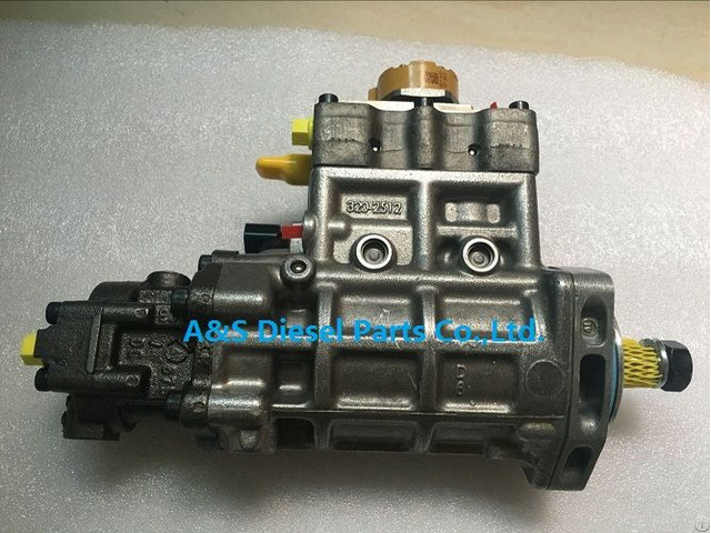 Caterpillar Fuel Injection Pump 326 4635 Cat 320 2512