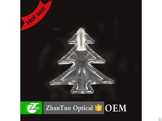 Hot Sell Christmas Acrylic Tree Decoration