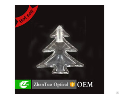 Hot Sell Christmas Acrylic Tree Decoration