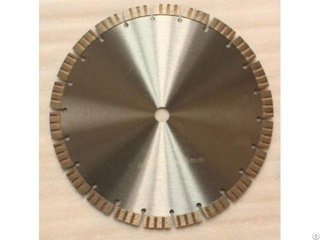 Laser Welded Turbo Segmented Diamond Blade