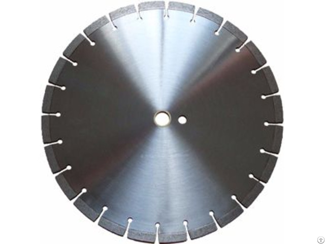 Laser Welded Segmented Diamond Blade For General Purpose