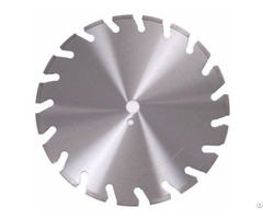 High Speed Diamond Blade For Gas Saw