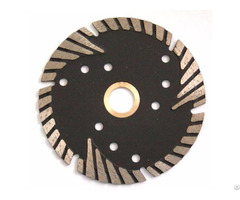 Tiger Teeth Diamond Blade