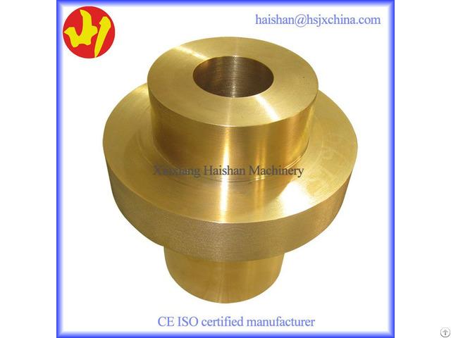 Wear Parts High Hardness Brass Bushing