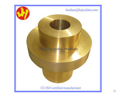 Wear Parts High Hardness Brass Bushing